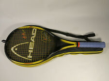 "Head Radical Tour Series 260 4 3/8"" Made Austria 18x19 Oversize Trisys Racket"