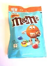 M&MS Salted Caramel pouch chocolate 109g gift Tasty L@@K NEW PARTY M&M'S