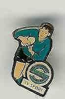 TV.SPORT FRANCE RUGBY PIN BADGE