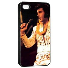 Elvis Presley Apple iPhone 4 / 4s Seamless Case Cover Black for Gifts HOT NEW
