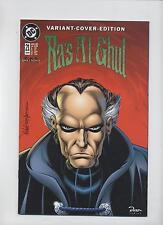 BATMAN # 21 - VARIANT - RA´S AL GHUL - DINO VERLAG 1998 - TOP