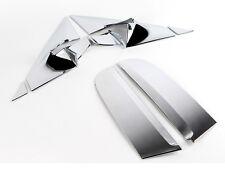 Chrome Side Mirror Braket A & C Pillar 8p 1Set For 2011-2015 Kia Sportage R