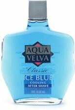 Aqua Velva Cooling After Shave Classic Ice Blue 7 oz