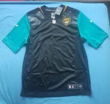 21b733dd8 Mens Nike NFL Black Jacksonville Jaguars Game Jersey Size L (602510 010)
