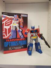 Transformers EX-TF03 Fewture Ex Gokin OPTIMUS PRIME G1 Diecast