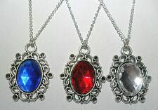 Cabochon Beauty Costume Necklaces & Pendants
