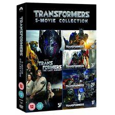 Transformers 5movie Collection (dvd Bonus Disc) 2017 DVD