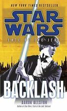 Star Wars Fate of the Jedi Book ~ Backlash~ Legends Series 4  Aaron Allston 2011