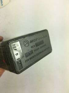 Pace Page Model BI 30 Receiver Range 148-174 MHz Made In Japan