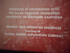 16 mm  Oceanography: Science of the Sea 400' Faded Color