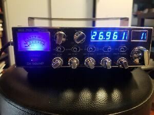 Galaxy DX98VHP Big Rig 200+ Watt 10-Meter CB Radio DX 98VHP High Power