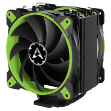 ARCTIC Cooling Freezer 33 eSPORTS VERDE EDIZIONE TORRE CPU Cooler, 2 x 120 mm Fan