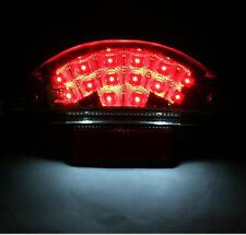 16-LED Red Motorcycles Tail Light for BMW Motorbike F650 F800 R1200 GS ST #256