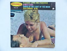 Cash box TOP 100 THE TOP HITS Please love me forever .. PRC 239