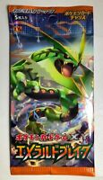 Pokemon Card - XY 6 - 1st Edition Sealed Booster Pack - Japanese - エメラルドブレイク