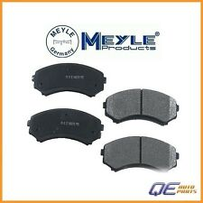 Front Honda Passport Isuzu Axiom Disc Brake Pad Meyle Semi Metallic D867SM