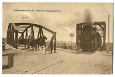 alte AK Fohrde b.Brandenburg ( Havel ) - Fohrderstrassenbrücke 1911