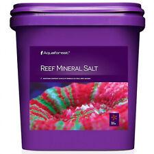 Aquaforest Reef Mineral Salt 5Kg Bucket Minerals for Live Coral NO RESERVE