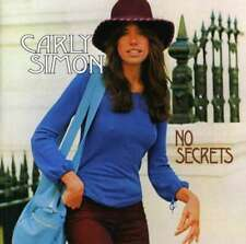 CARLY SIMON - No Secrets (You're So Vain) - CD - NEUWARE