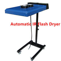 "Automatic IR Flash Dryer with Sensor 20"" x 24"" Silk Screen Printing T-shirt DIY"