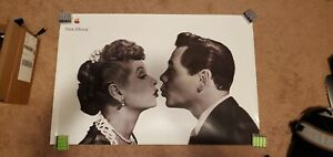 Apple Think Different Poster - Lucille Desi Arnaz By Steve Jobs 24x35 13/16in