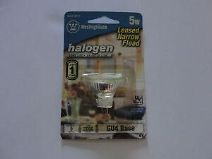 Westinghouse Lighting Corp 5-watt Halogen Flood Light with Lens 04771