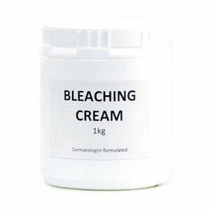 Derm-Grade Bleaching Cream Underarm, Dark Spot Face and Body Whitening 1000g
