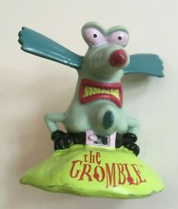 Nickelodeon Aaahh!!! Real Monsters - Hardee's 1995 The Gromble PVC figure FS