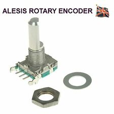 Alesis MidiVerb 4, QSR, D4/DM5 Drum Modules DATA ROTARY ENCODER KNOB WHEEL NEW U
