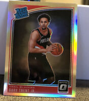 2018-19 Donruss Optic #199 Gary Trent Jr. SILVER HOLO PRIZM PARALLEL MINT Rookie