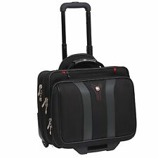 """Wenger Swissgear Granada Rolling Business Case Luggage Fits Up To 17"""" Notebook"""