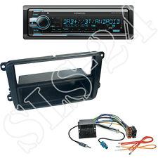 KENWOOD kdc-x7100dab CD/USB Radio + VOLKSWAGEN JETTA V VI PASSAT CC 3c MASCHERINA + Adattatore