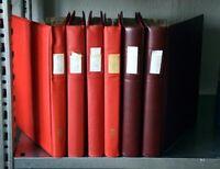 BRD 1963/2000 Postfrische Sammlung nur verschiedene 4er Blöcke 1.600 Stück