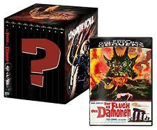 Der Fluch des Dämonen (Blu-ray/ DVD )- Box - Rache der Galerie des Grauens