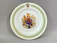 Spode Bone China Made in England Prince Of Wales 1st July 1969 10 1/4