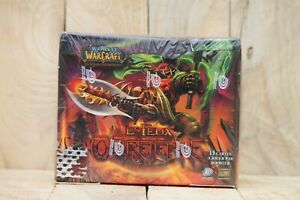 WOW TCG Feux Outreterre / Fires of Outland - sealed booster box Spectral Tiger ?