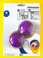 New Tumble Dryer Balls  Softener Washing Drying Reusable Laundry Fabric Clean