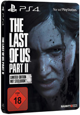 The Last of Us Part II - Steelbook Edition - PlayStation 4