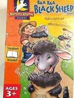 """HASBRO """"Baa Baa Black Sheep Game"""" For Ages 3 and Up - 2002"""