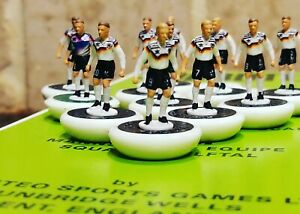 West Germany 1990 Subbuteo team Handpainted And Decals