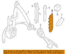 JAGUAR OEM 98-02 XJ8 Front Seat Belt-Cover HNC1454AAAGD