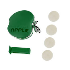 New Apple Shape Car Air Conditioning Vent Perfume Air Freshener Fragrance BLD