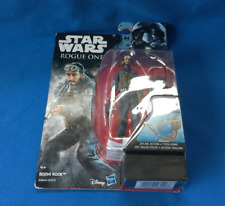 STAR WARS Rogue One Figure Disney Rip Line Action Bodhi Rook in Unopened Box