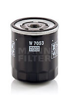 Mann & Hummel Oil Filter W 7053 - BRAND NEW - GENUINE - 5 YEAR WARRANTY