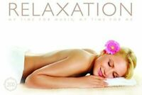 Relaxation: My Time For Music, My Time For Me [CD]