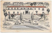 Postcard U.S. Naval Hospital in Rancho Santa Fe, California~105110
