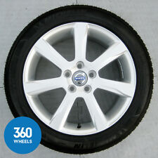 "GENUINE VOLVO 17"" XC60 7 SPOKE ALLOY WHEEL MICHELIN PRIMACY 7.13MM TYRE 31400029"