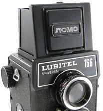 ⭐SERVICED⭐ 1987! LUBITEL-166 UNIVERSAL Russian TLR Medium Format 6x6 LOMO Camera