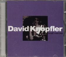Knopfler, David Small Mercies CD