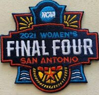 2021 WOMEN'S FINAL FOUR PATCH NCAA BASKETBALL JERSEY STYLE  SEE PIN IN STORE!!